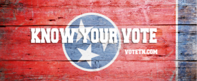 Welcome to VoteTN.com!